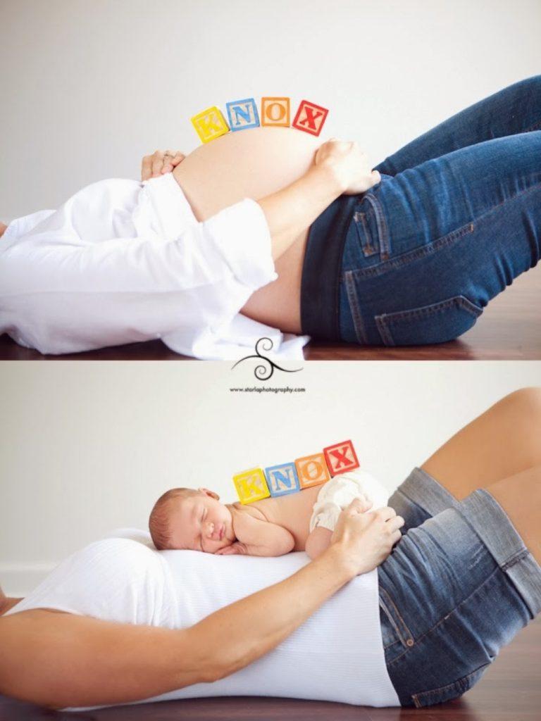 Corpul și psihicul fragilitate bebeluș