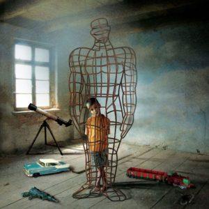 Copilul la psihoterapeut captivitate singurătate libertate inhibiţie